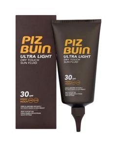 Piz Buin - Ultra Light Dry Touch Sun Fluid - SPF 30 - 150 ml