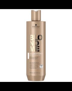 Schwarzkopf - Blond Me - All Blondes - Detox Shampoo - 300 ml