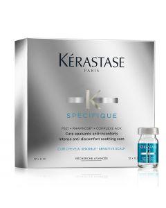 Kérastase - Spécifique - Cure Apaisante - 12x6 ml
