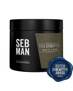 SEB Man - The Sculptor - Matte Clay - 75 ml