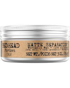 Tigi - Bed Head - For Men - Matte Separation - 85 gr