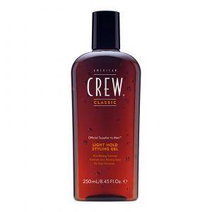 American Crew - Light Hold Styling Gel - 250 ml