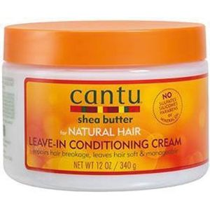 Cantu - Shea Butter - Natural Leave-In Conditioner - 340 gr