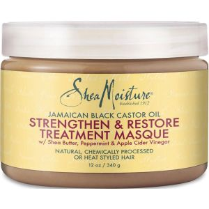 Shea Moisture - Jamaican Black Oil Restore Mask - 354 ml