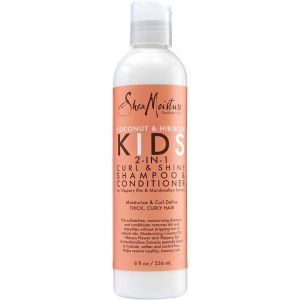 Shea Moisture - Kids Coconut 2 In 1 Shampoo - 236 ml