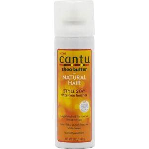 Cantu - Shea Butter - Natural Frizz Free Finisher - 141 gr