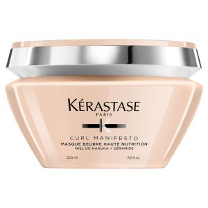 Kérastase - Curl Manifesto - Masque Beurre Haute Nutrition - Haarmasker