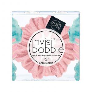 Invisibobble - Sprunchie - No Morals But Corals ( Koraal Roze Scrunchie )