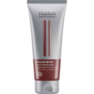 Kadus - Color Revive - Cool Brown Mask - 200 ml