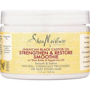 Shea Moisture - Jamaican Black Oil Restore Smoothie - 340 gr