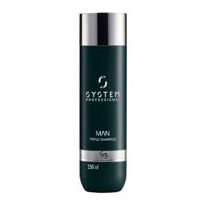 System Professional - System Man - Triple Shampoo M1