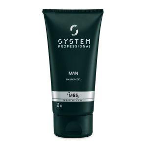 System Professional - System Man - Maximum Gel M65 - 150 ml