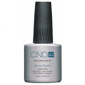 CND - Brisa - Paint - Pure White - 12 ml