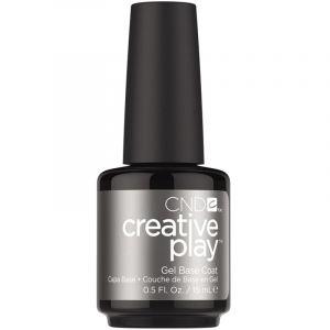CND - Creative Play Gel Polish - Base Coat - 15 ml