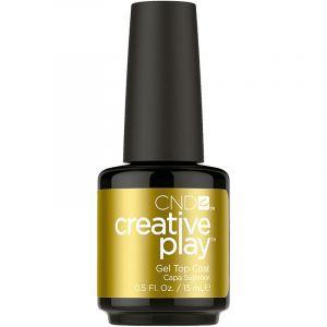 CND - Creative Play Gel Polish - Top Coat - 15 ml