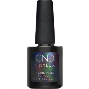 CND - Vinylux - Pearl Top Coat - 15 ml