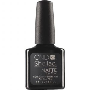 CND - Vinylux - Matte Top Coat - 15 ml