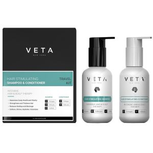 Veta - Hair Stimulating Travel Kit - 2 x 100 ml