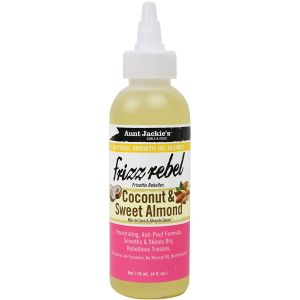 Aunt Jackie's - Frizz Rebel - Growth Oil - Coconut & Sweet Almond - 118 ml
