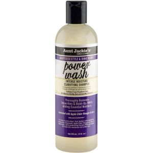 Aunt Jackie's - Power Wash - Clarifiying Shampoo - 355 ml