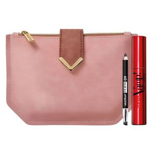 Pupa Vamp! Mascara Sexy Lashes & Multiplay & Luxe Pouch Kit