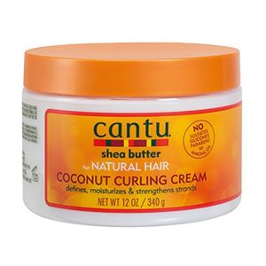 Cantu - Shea Butter - Natural Coconut Curling Creme - 340 gr