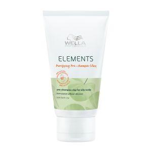 Wella Elements Purifying Pre-Shampoo Clay