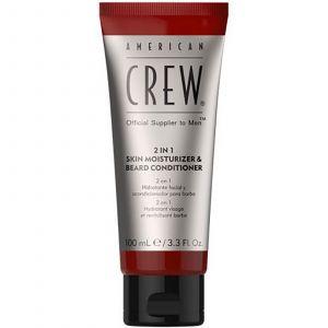 American Crew - 2-in-1 - Skin Moisturizer & Beard Conditioner - 100ml