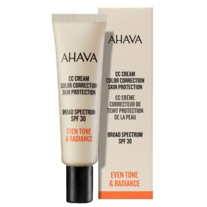 Ahava - CC Cream Color Correction SPF30 - 30 ml