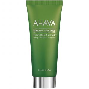 Ahava - Mineral Radiance Detox Mud Mask - 100 ml