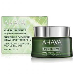 Ahava - Mineral Radiance Energizing Day Cream SPF15 - 50 ml