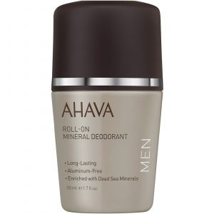 Ahava - Men Roll-On Mineral Deodorant - 50 ml