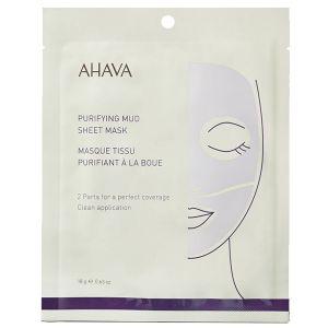 Ahava - Purifying Mud Sheet Mask