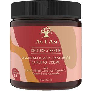 As I Am - Jamaican Black Castor Oil Curling Creme - 227 gr