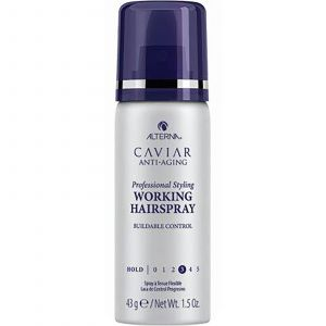 Alterna - Caviar Style - Working Hairspray - 50 ml (Mini Reisverpakking)