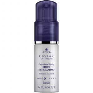 Alterna - Caviar Style - Sheer Dry Shampoo - 34 gr