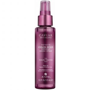 Alterna - Caviar - Infinite Color Hold - Topcoat Shine Spray - 125 ml