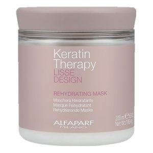 Alfaparf - Lisse Design - Keratin Rehydrating Mask - 200 gr