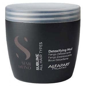 Alfaparf - Semi Di Lino - Sublime - Detoxifying Mud - 500 ml