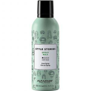 Alfaparf - Style Stories - Spray Wax - 200 ml