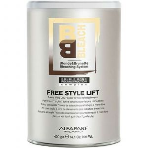 Alfaparf - BB Bleach - Easy Lift - Bleaching Powder 7 Levels of Lift - 400 gr