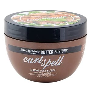Aunt Jackie's - Butter Fusions - Curl Spell Masque - 236 ml