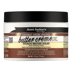 Aunt Jackie's - Coconut Creme - Butter Creme - 213 gr
