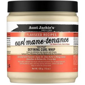 Aunt Jackie's - Flaxseed - Curl Mane-Tenance - Curl Whip - 426 gr