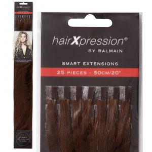 Balmain HairXpression - Darks - Straight 25 stuks 50 cm
