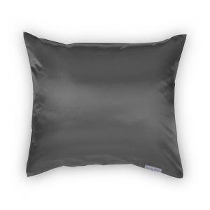 Beauty Pillow - Satijnen Kussensloop - Antraciet - 60x70 cm