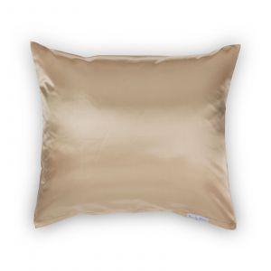 Beauty Pillow - Satijnen Kussensloop - Champagne - 60x70 cm
