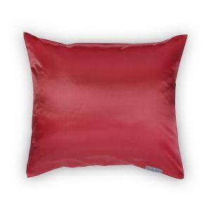 Beauty Pillow - Satijnen Kussensloop - Rood - 60x70 cm