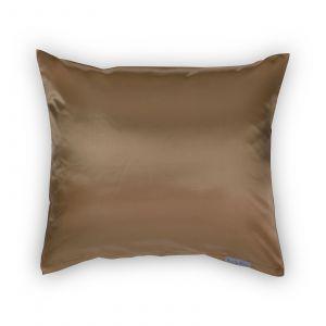 Beauty Pillow - Satijnen Kussensloop - Taupe - 60x70 cm