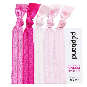 Popband - Bubblegum Haarband - 5 Stuks